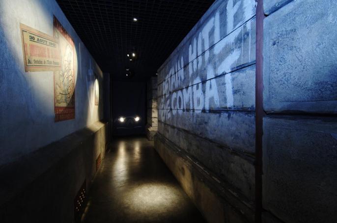 Découvrez le Musée de la Résistance et de la Déportation de l'Isère...