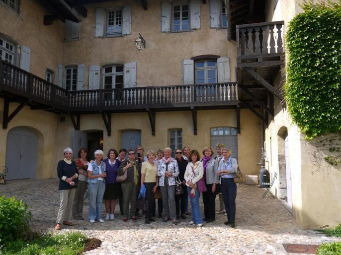 Le Lyceum Club à l'ombre des balcons d'Hector Berlioz (14/05/2012)