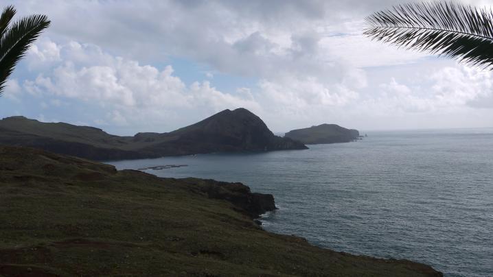 Madère - La pointe de Sao Lourenco - Objectif : atteindre la pointe tout au bout !