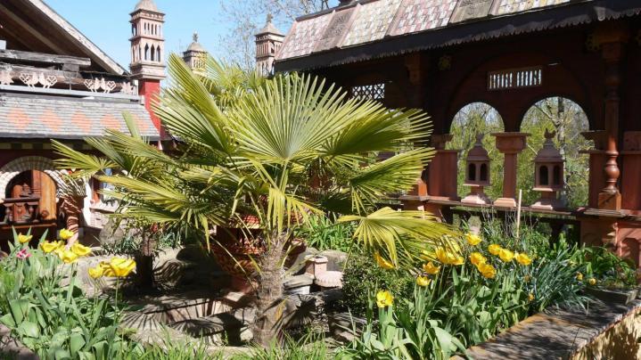 Jardins Secrets - Fleurs, décors, architecture...