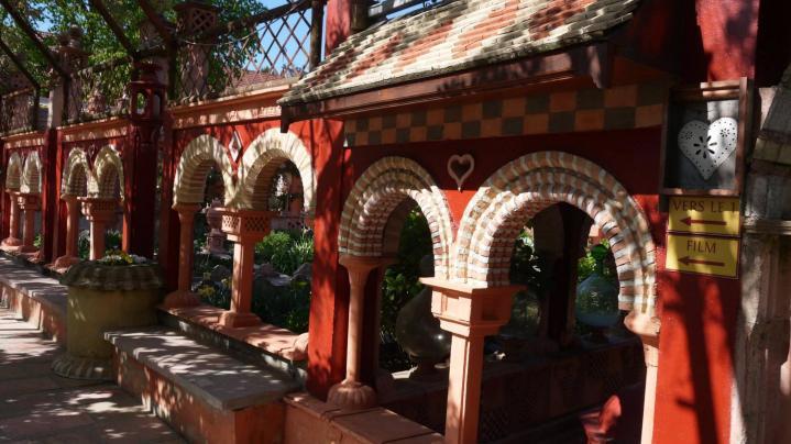 Jardins Secrets - Des jardins architecturés