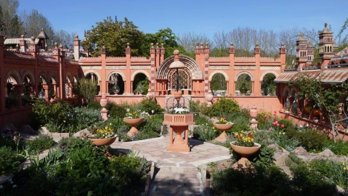 Jardins Secrets - Le jardin de curé