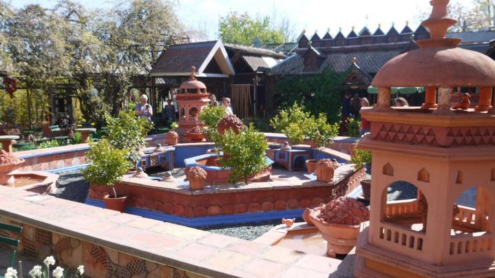 Jardins Secrets - Le jardin Délice