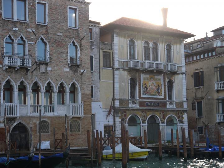 Venise - Grand Canal Rive gauche