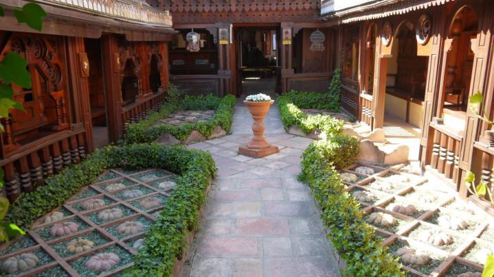 Jardins Secrets - De nombreux espaces de détente...