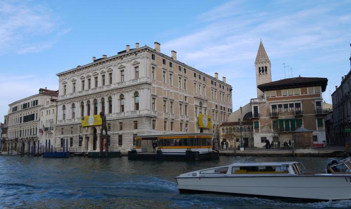Venise - Palazzo Grassi