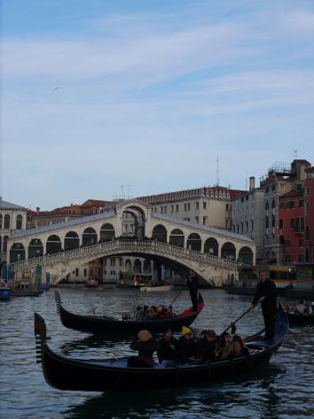 Venise - Ponte di Rialto