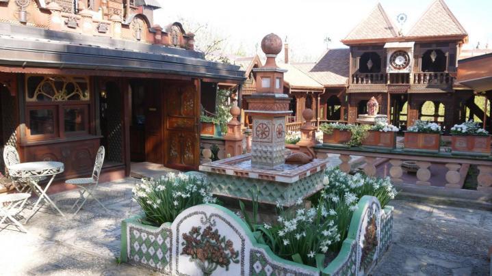 Jardins Secrets - La cour des calades