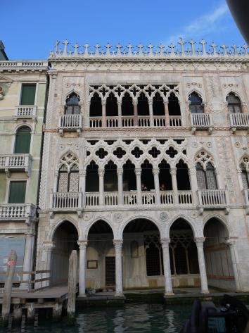Venise - Ca' d'Oro