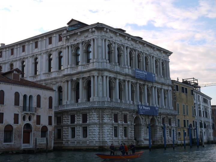 Venise - Ca' Pesaro