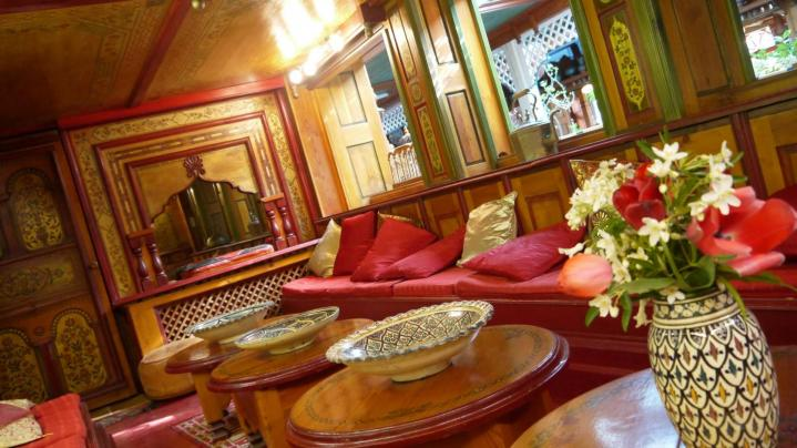 Jardins Secrets - Le salon marocain