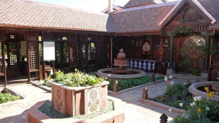 Jardins Secrets - Le jardin des lyres