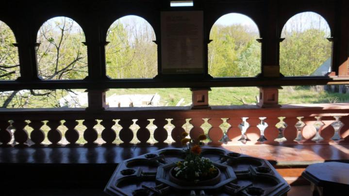 Jardins Secrets - Le salon des babouches