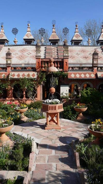 Jardins Secrets - Le jardin de curé et l'Isle joyeuse