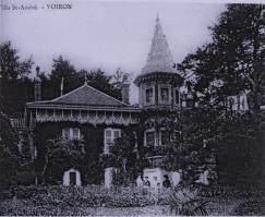 Villa Saint André - Château Gueneau