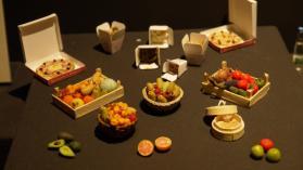 Aliments miniatures