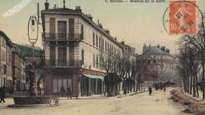 Voiron - Avenue de la gare