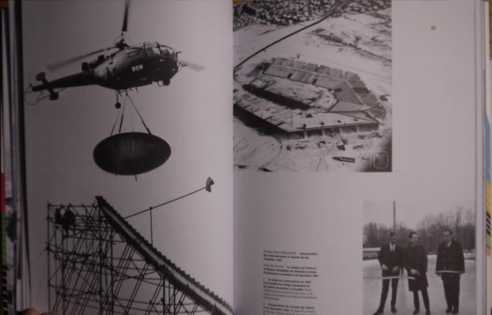 Grenoble 1968 - Beaucoup de photos historiques, notamment des chantiers