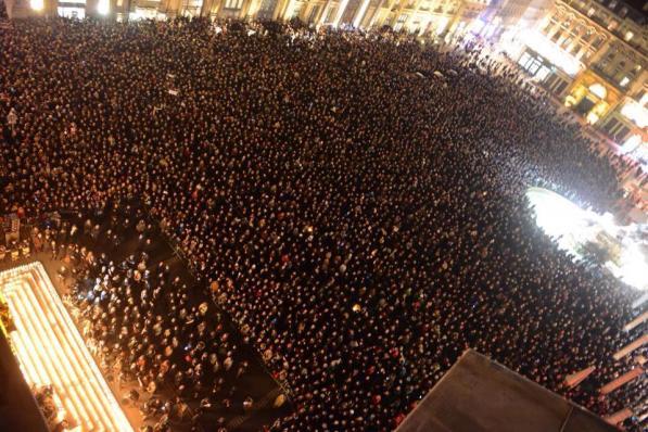 Rassemblement Lyon Nous Sommes Charlie