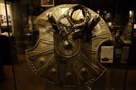 Bouclier porté par Brad Pitt dans Troie