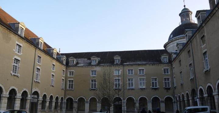 Bourg en bresse - Hôtel-Dieu