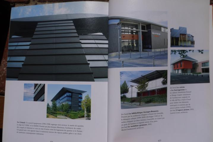 Chambery, lecture d'une ville - Les aménagements plus récents