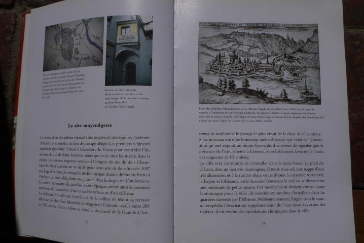 Chambéry, lecture d une ville : les grandes étapes