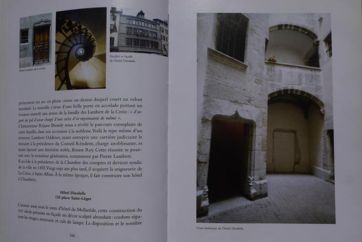 Chambery, lecture d une ville - Les hôtels particuliers