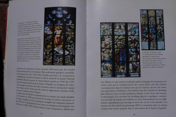 Chambery, lecture d une ville - Visite virtuelle de la Sainte-Chapelle