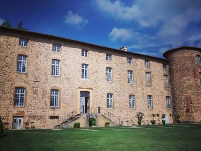 Chateau de Barbarin - Exterieur