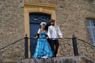 Chateau de Barbarin - Visites enchantées