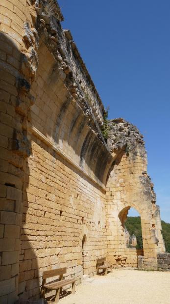 Chateau de Commarque - Vestige Grande Salle