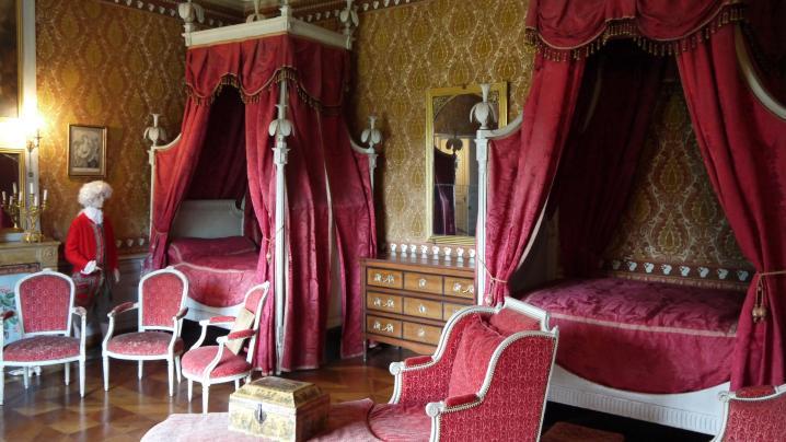Chateau de Longpra - Chambre