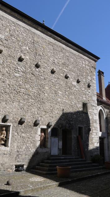 Chateau de Montrottier - Logis des chevaliers