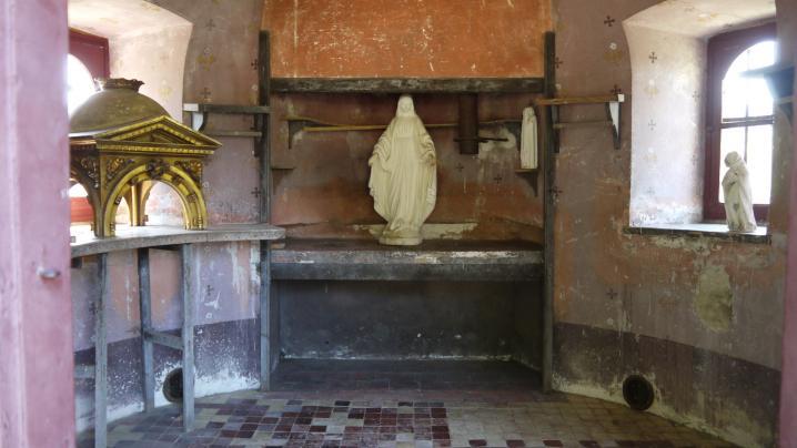 Chateau de Pupetieres - Oratoire