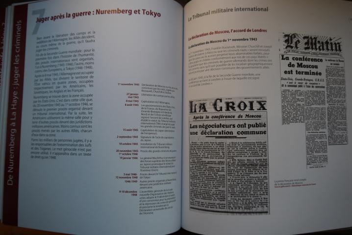 Partie 2 : De Nuremberg à La Haye, juger les criminels