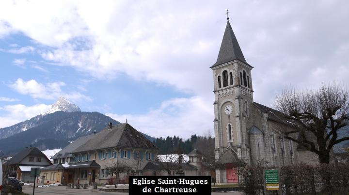 Eglise Saint Hugues de Chartreuse