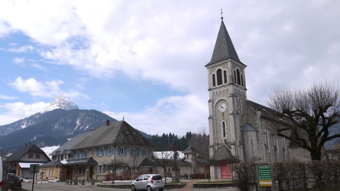 Eglise Saint-Hugues de Chartreuse