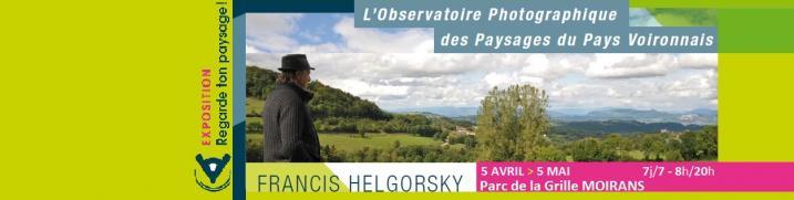 Expo observatoire photographique des paysages du pays voironnais moirans