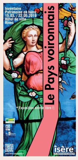 Expo Patrimoine en Isère à Rives