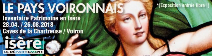 Exposition Inventaire Patrimoine en Isère - Le Pays Voironnais