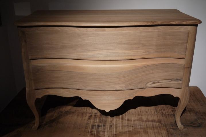 Grand Séchoir - Meuble en bois de noyer