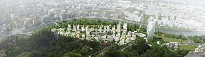 Grenoble Projet Esplanade