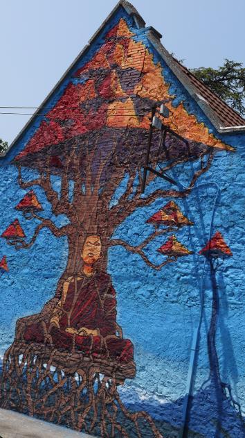 Grenoble Street Art - Jaba (2017)