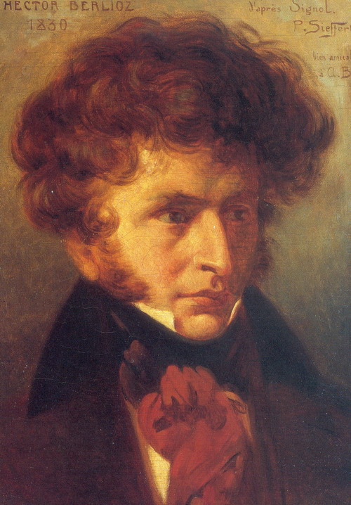 Hector Berlioz d'après Signol