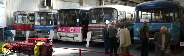 Histobus dauphinois les bus