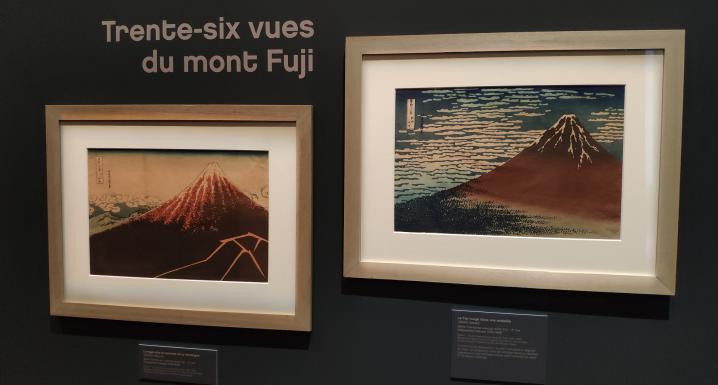 Hokusai - 36 vues du Mont Fuji
