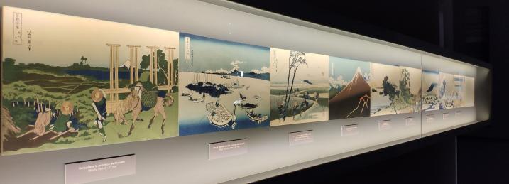 Hokusai - Album des 36 vues du Mont Fugi