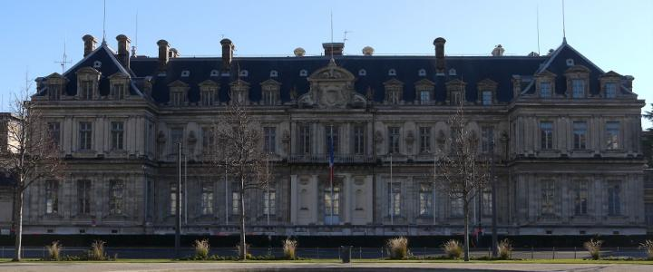 Hotel de la Prefecture de Grenoble