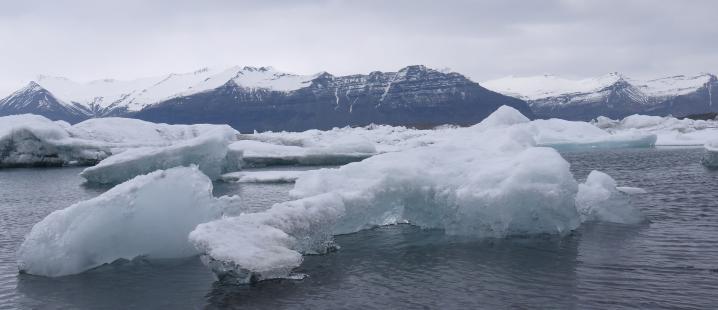 Islande - Lagune glaciaire de Jökulsarlon - Icebergs à la dérive